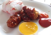 Fire Wings di Richeese Factory ini saya nobatkan sebagai The Best Chicken Wings in Town! :D